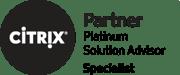 Citrix Platinum Partner