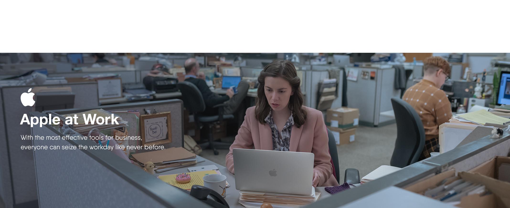 Apple at work arkphire apple authorised enterprise reseller